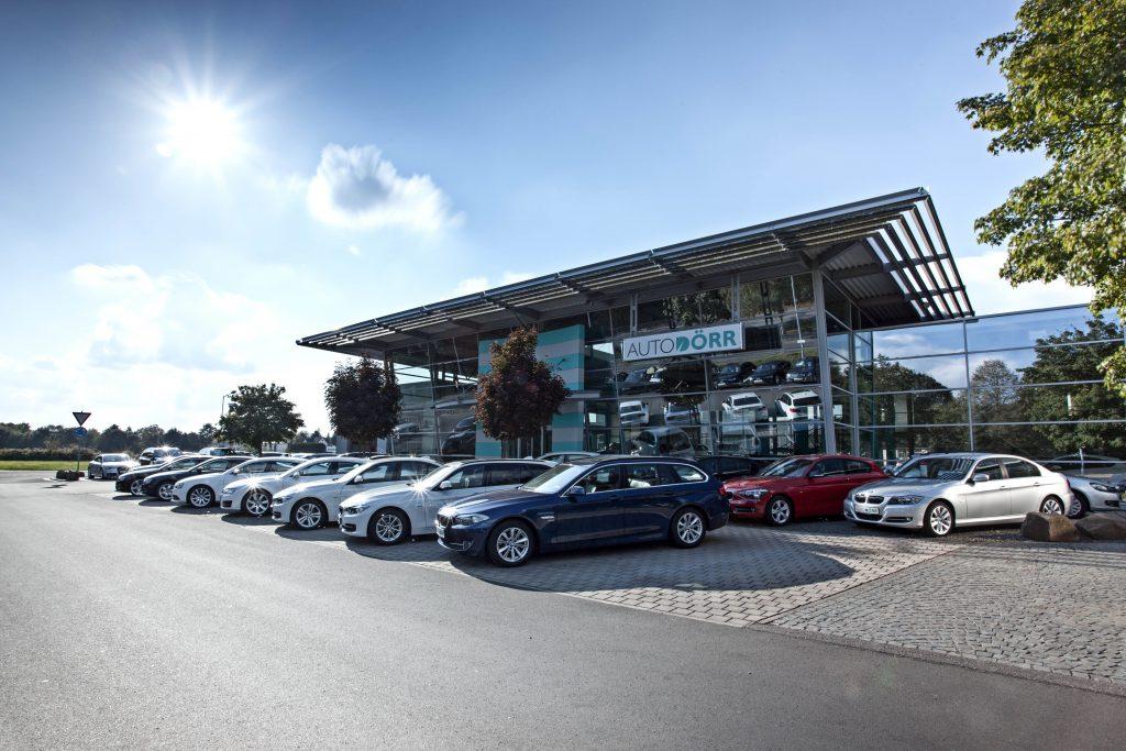 Auto Dörr in Homburg Saar bietet Premium Gebrauchtwagen und erstklassigen Service rund um Ihren Traumwagen